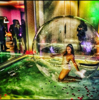 Aqua Couture Bubble Girls by Elite Entertainment Global